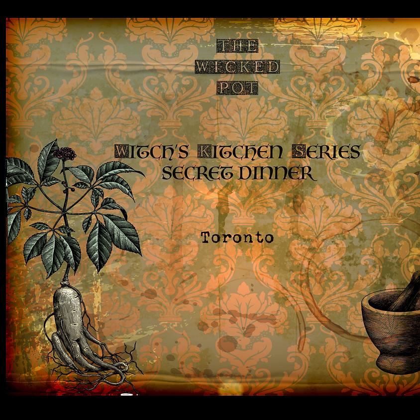 Witch's Kitchen Series   (1)