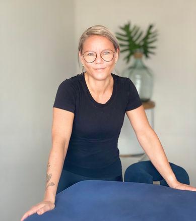 wellbe werstas Mari Hämäläinen-Sunell koulutettu hieroja