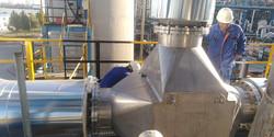 Gas/Gas Refinery