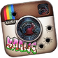 customized instagram logo