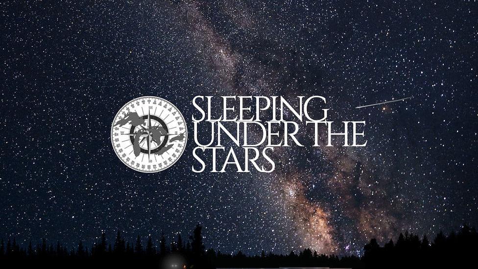 sleeping under the stars campsites