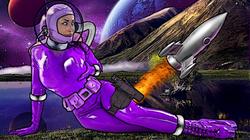 space bitch