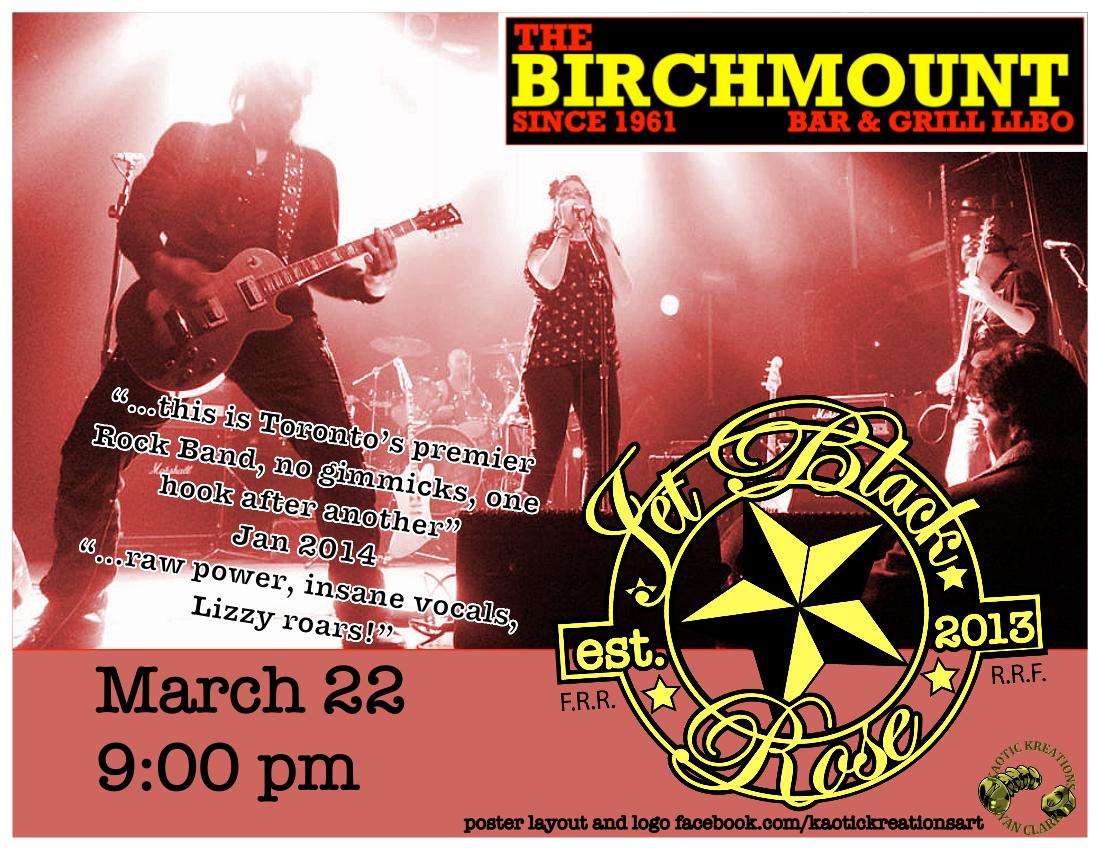birchmount poster