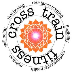 cross train fitness logo