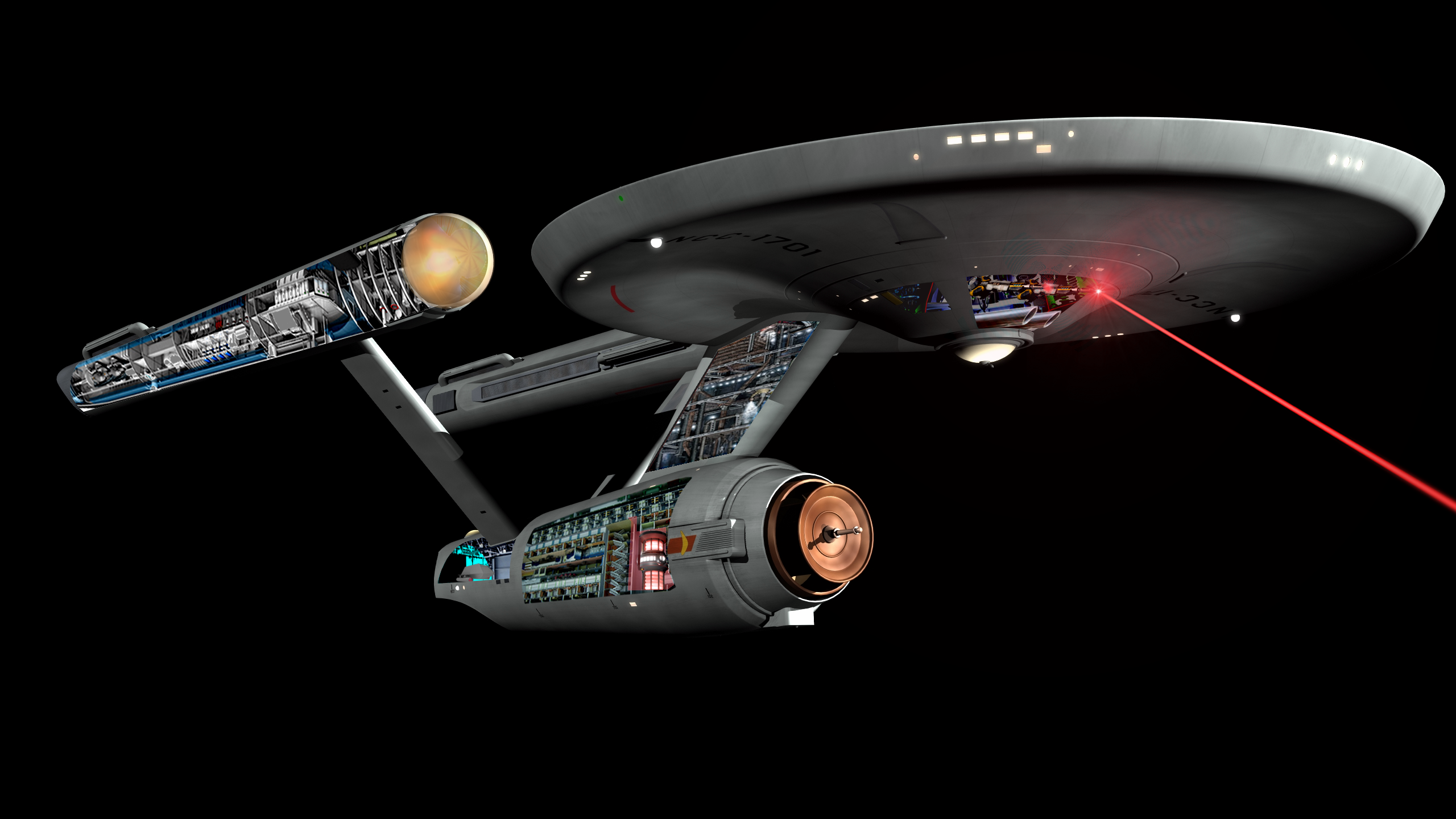 USS Enterprise ncc1701