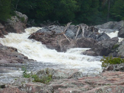 photograph river