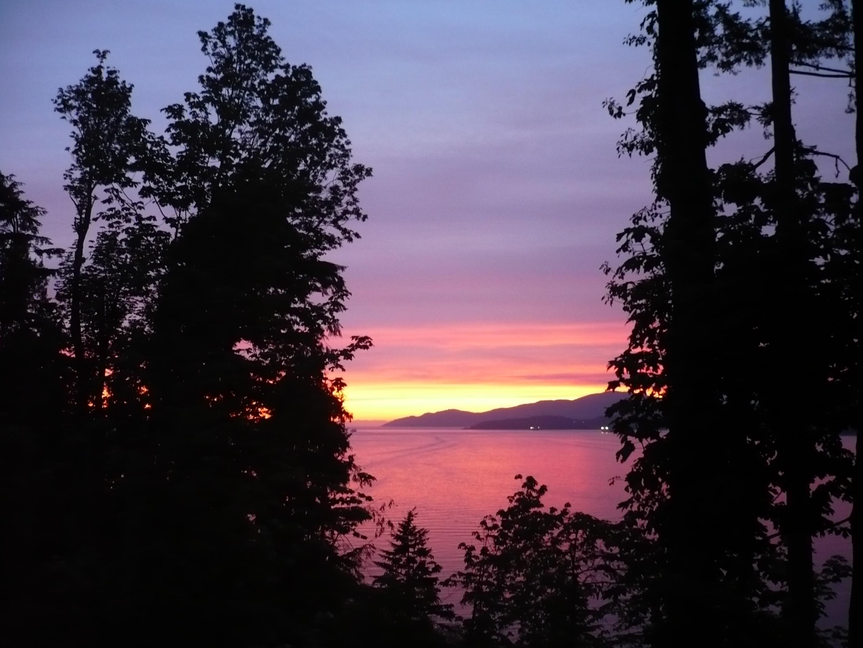photograph sunset