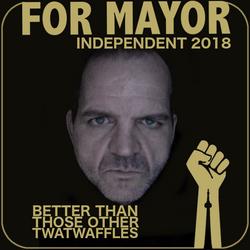 for mayor