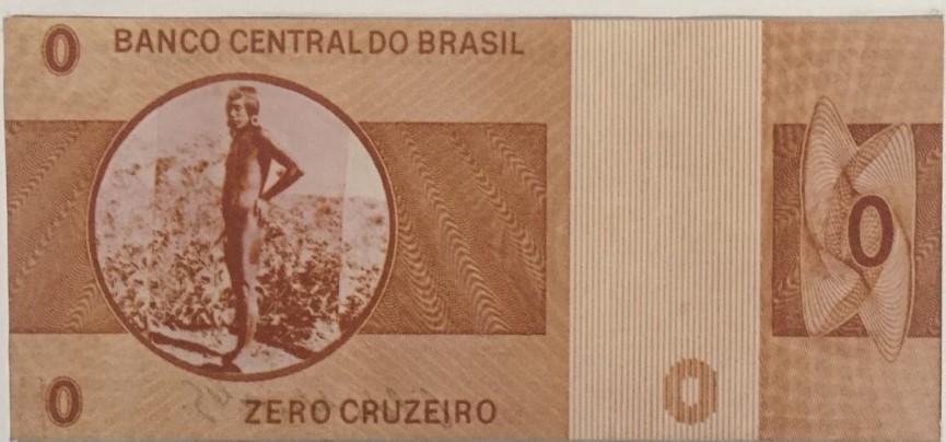 ZERO CRUZEIRO - Frente