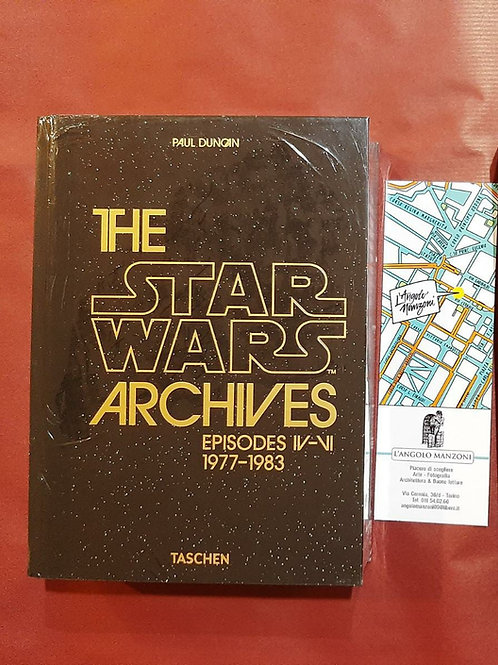 The Star Wars archives IV-VI