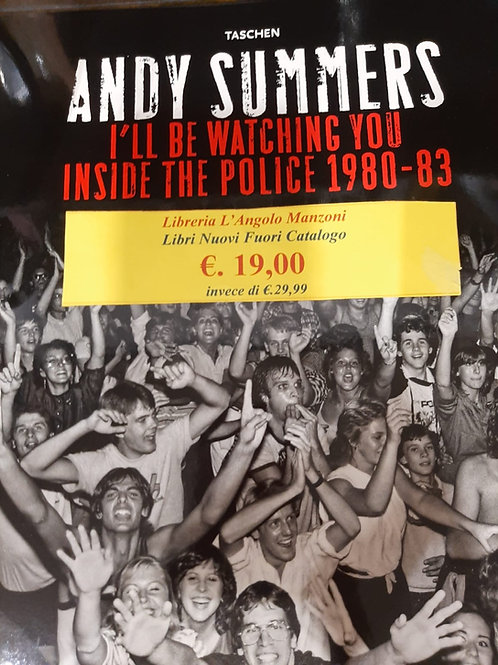 I'll be watching you inside the police 1980-83