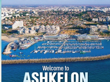 Why Anglo's are buying now in Ashkelon