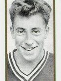 Wally Hazelden, scored for the first time this season but Villa lose a fifth consecutive game for the first time since March 1951, Saturday, 13 September 1958.