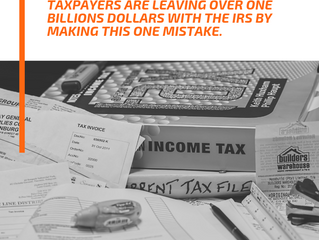 Are you one of the million tax filers who might be leaving money with the IRS by not filing?