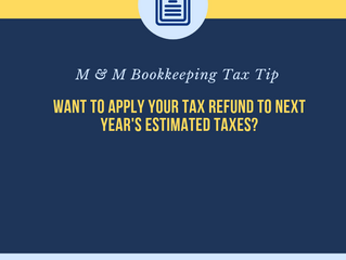How to Save on Future Quarterly Tax Payments