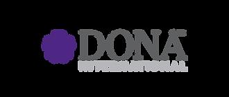 DONA birth doula logo