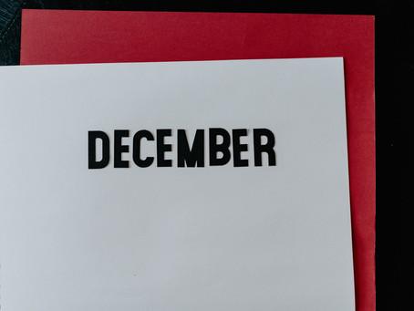 December Summary