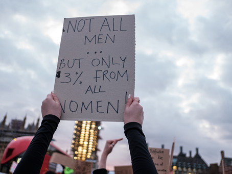 The UK's Justice System Fails Women