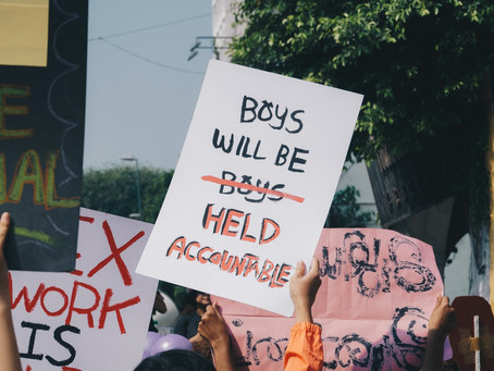 How Far Can Policy Go When Rape Culture Remains Stuck In The Past?