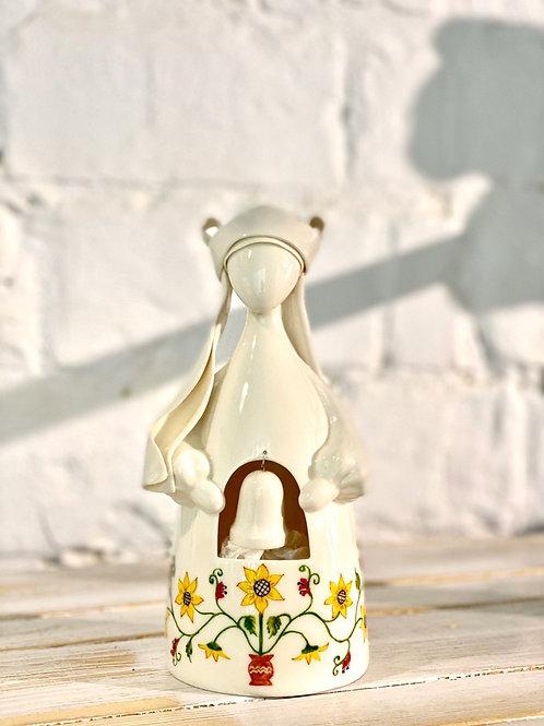 Авторські порцелянові скульптури - обереги Тетяни Хмуринської
