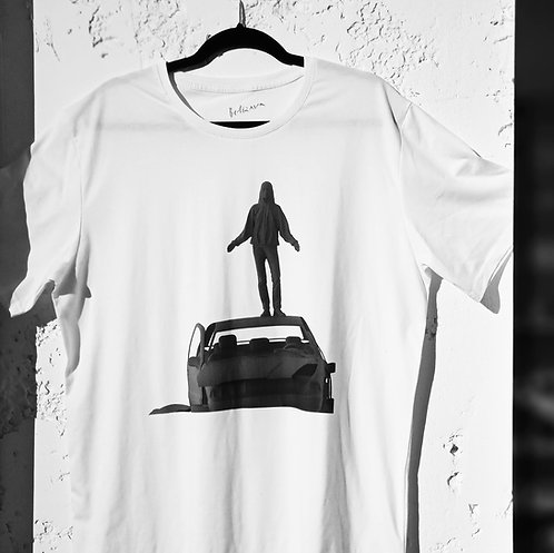 Julia Beliaeva. The Urban Monk T-Shirt