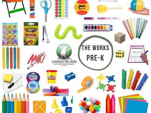 The Works Pre-K Kit