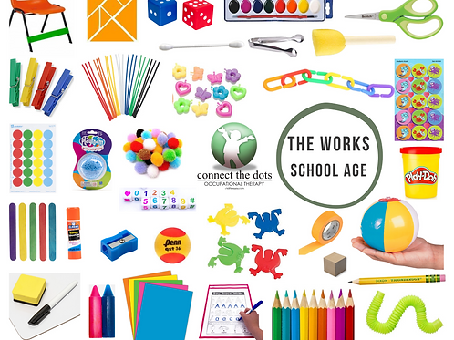 The Works School Age Kit