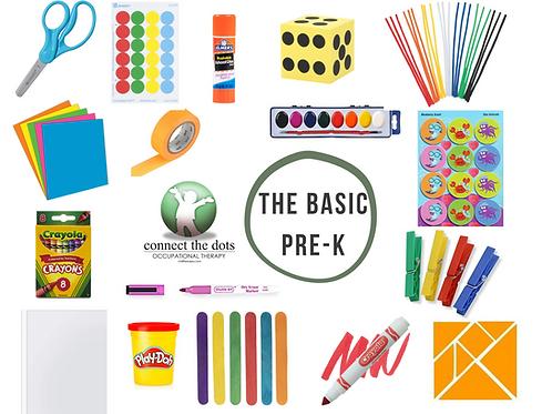 Basic Pre-K Kit