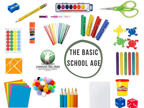 Basics School Age Kit