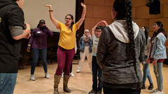 """Oakland Middle School Ethnic Studies Conference Presentation: """"Stop Being So Dramatic! Playing with Identity"""""""