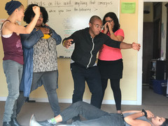 Image Theater: Theatre of the Oppressed Intensive, Partners for Collaborative Change