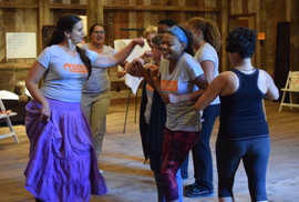 Healing Through Theater: Essie Justice Group Healing Retreat