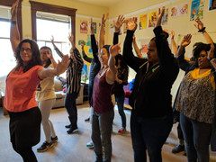 Body Demechanization: Theatre of the Oppressed Intensive, Partners for Collaborative Change