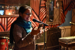 Subcontinental Drift East Bay (co-founder): an open mic for and by people of the South Asian diaspora, mixed performance and artistic genres