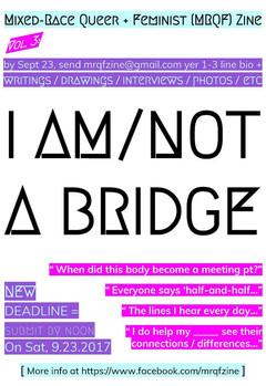 I Am Not Your Bridge.jpg