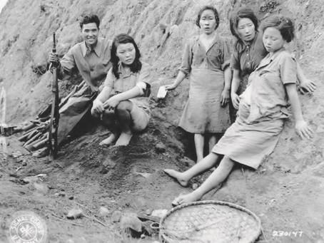 "Japan and South Korea: The ""Comfort Women"" Dispute"