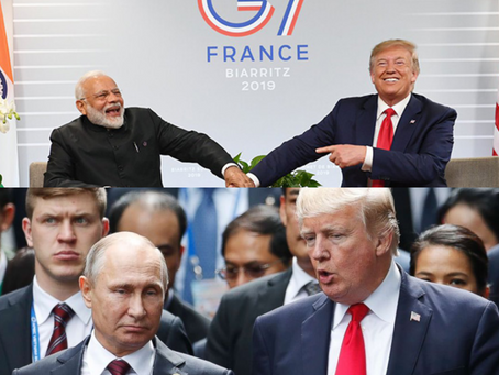The United States' Stance on the Inclusion of Russia and India in the G7