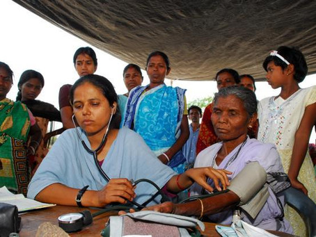 The Right to Healthcare in India: A Growing Concern