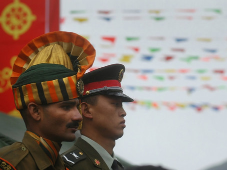 Losing Hegemony over Appeasement: Sino-Indian Relations