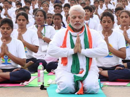 Towards 'Flexible' Power: Yoga as a Tool of Indian Foreign Policy, Public Diplomacy, and Soft Power