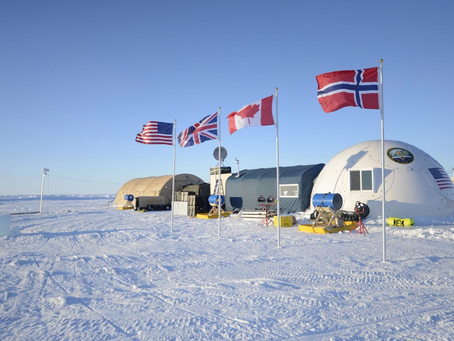 Projecting Power in the Global Commons: The Geopolitical Dynamics of the Arctic Circle