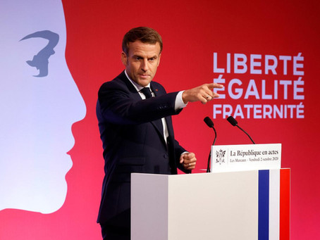 France: Macron Against Radical Islam