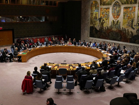 The Indian Way at the UNSC: Analyzing India's Strategy at the UN Security Council