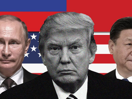 The Role of the United States in Shaping the Russia-China Dynamic Amidst the Pandemic
