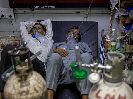 Crisis of Medical Oxygen in India and Regulatory Measures