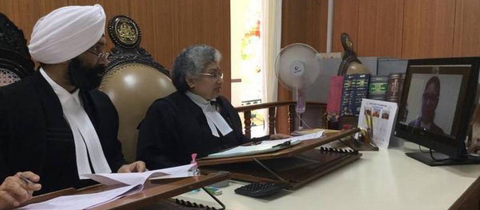 Scope of Virtual Court Hearings and Access to Justice in India: A Constitutional Perspective