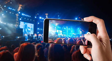 Law in the times of Online Concerts: Understanding the Legal Implications in IPR.