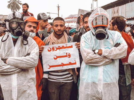 Virus or No Virus, Misery in the Middle East is Constant