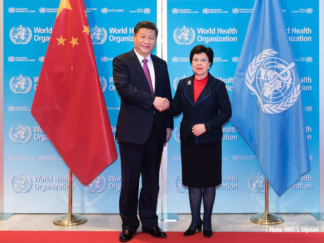 China and the World Health Organization: Legal Accountability for the Spread of COVID-19