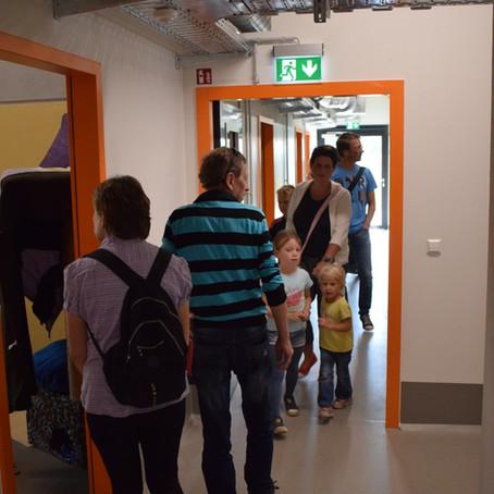 Bilder Galerie Eröffnung des Tierheimneubaues